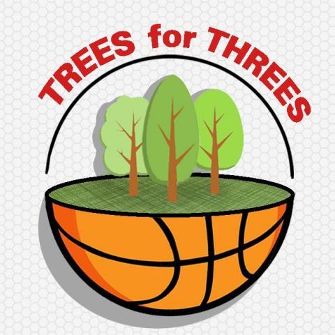 Ragin' Cajuns Trees for Threes